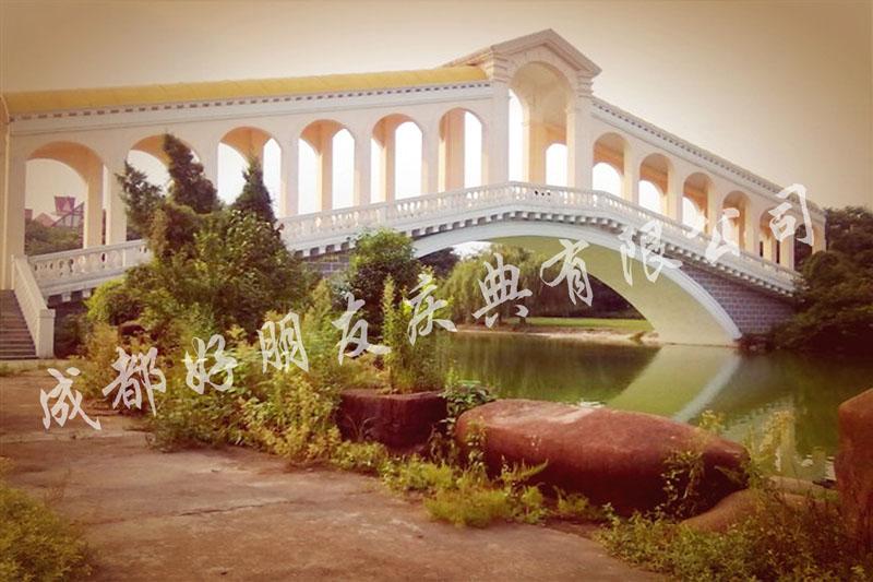 威尼斯廊桥